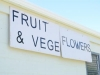 Fruit and Vege shed
